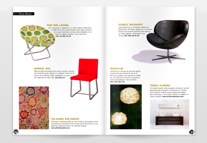 Underground, design culture magazine 6