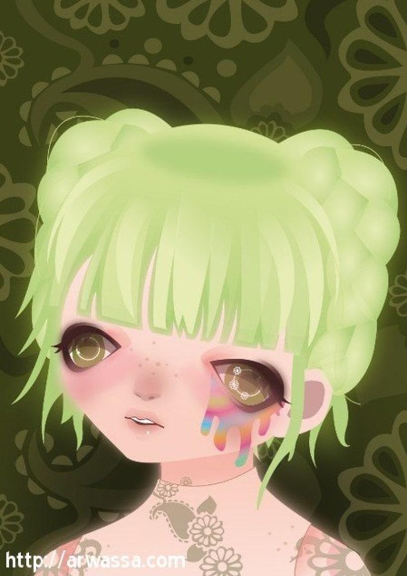 Candy Dolls 7