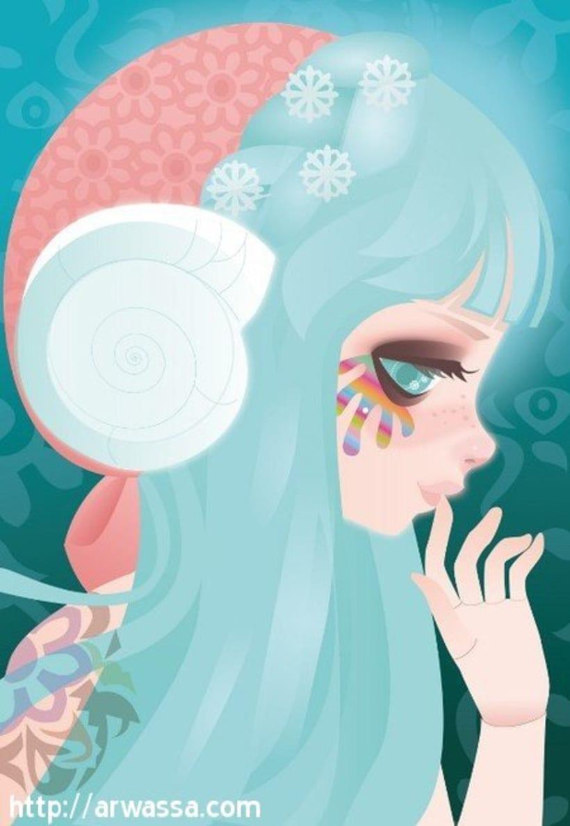 Candy Dolls 6