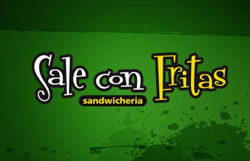 Sale con Fritas 2