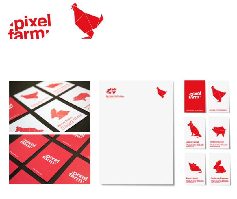Pixel Farm 1