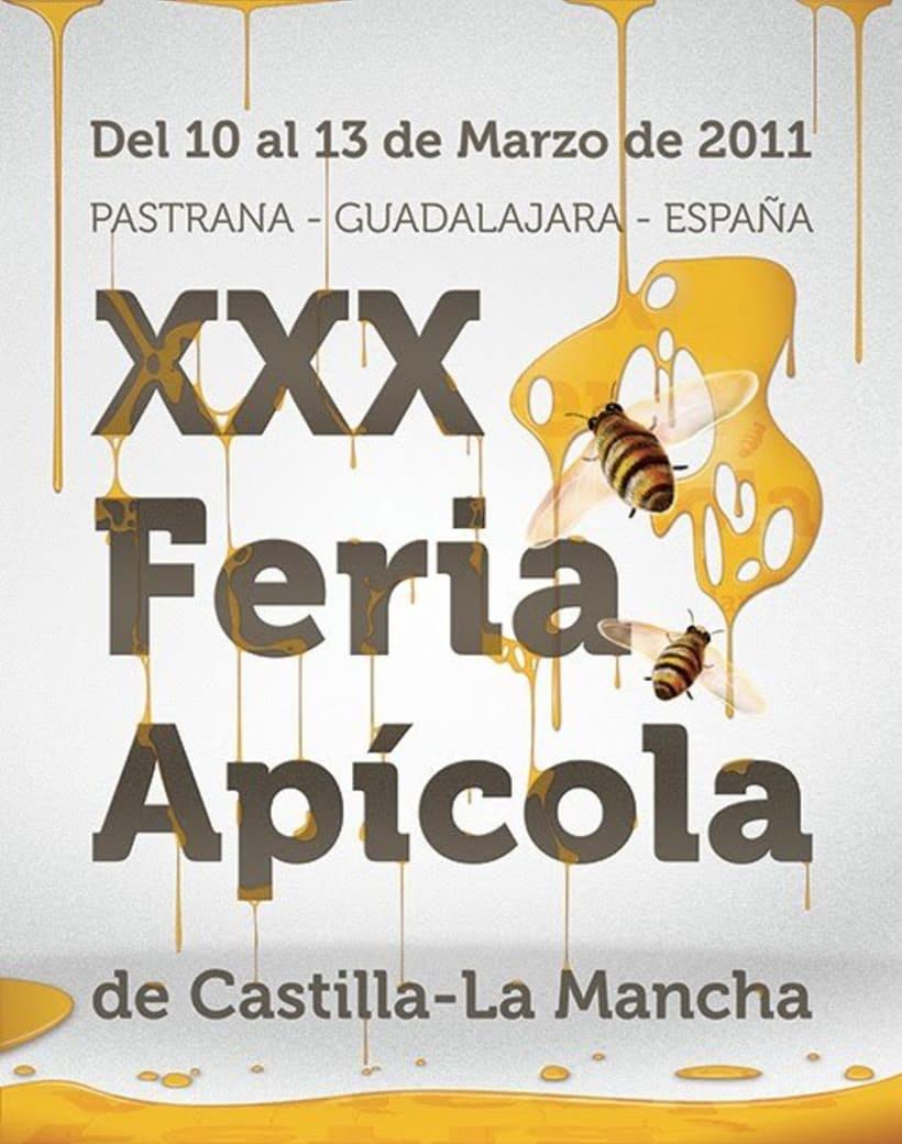 Propuesta Cartel Feria Apícola 1