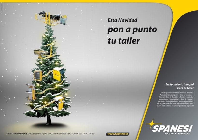 Inserción de Prensa Spanesi 2