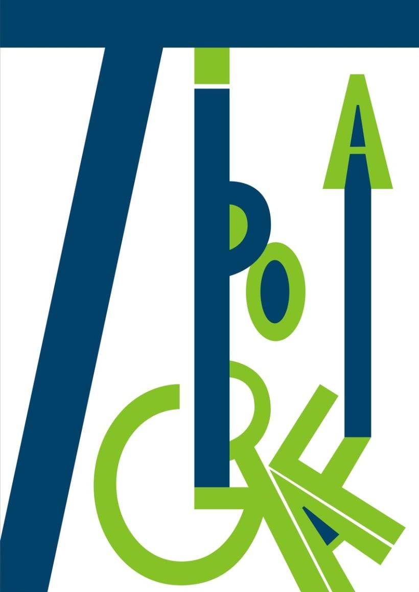 Cartazes tipográficos 3