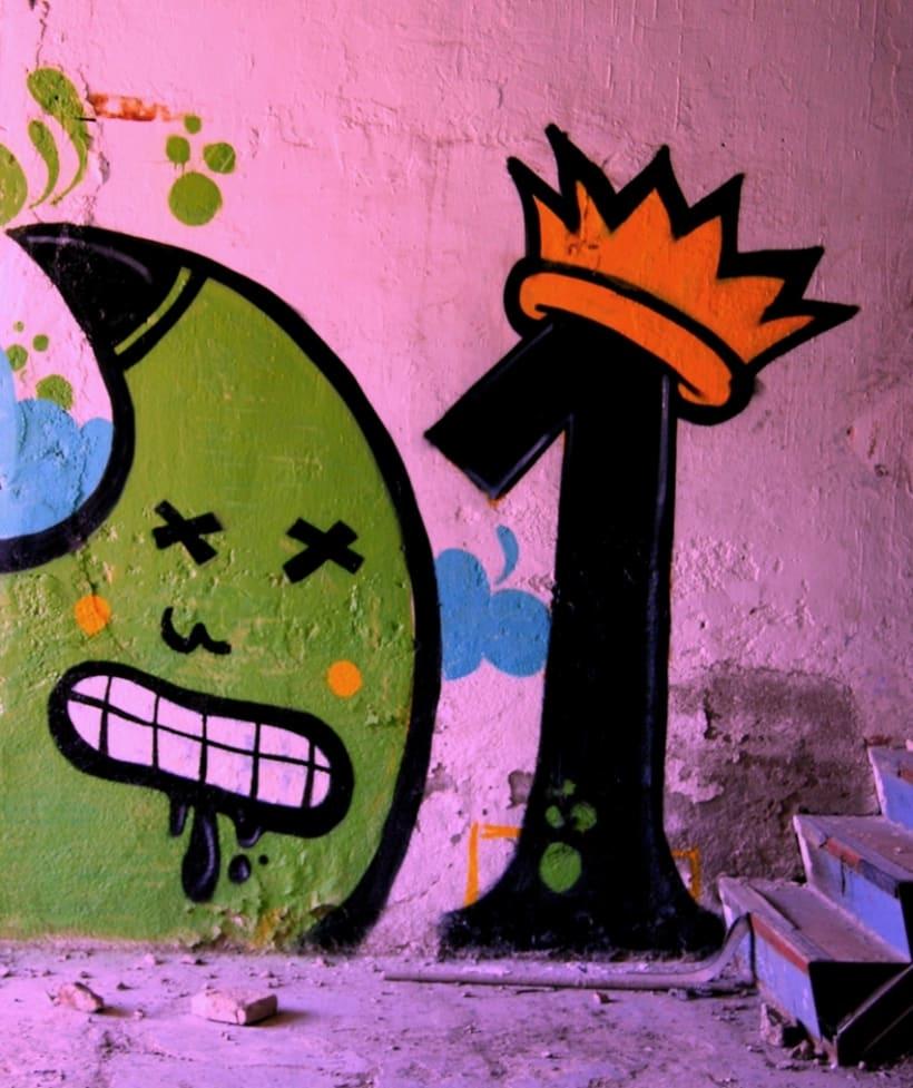 ITALIAN GRAFFITI 1