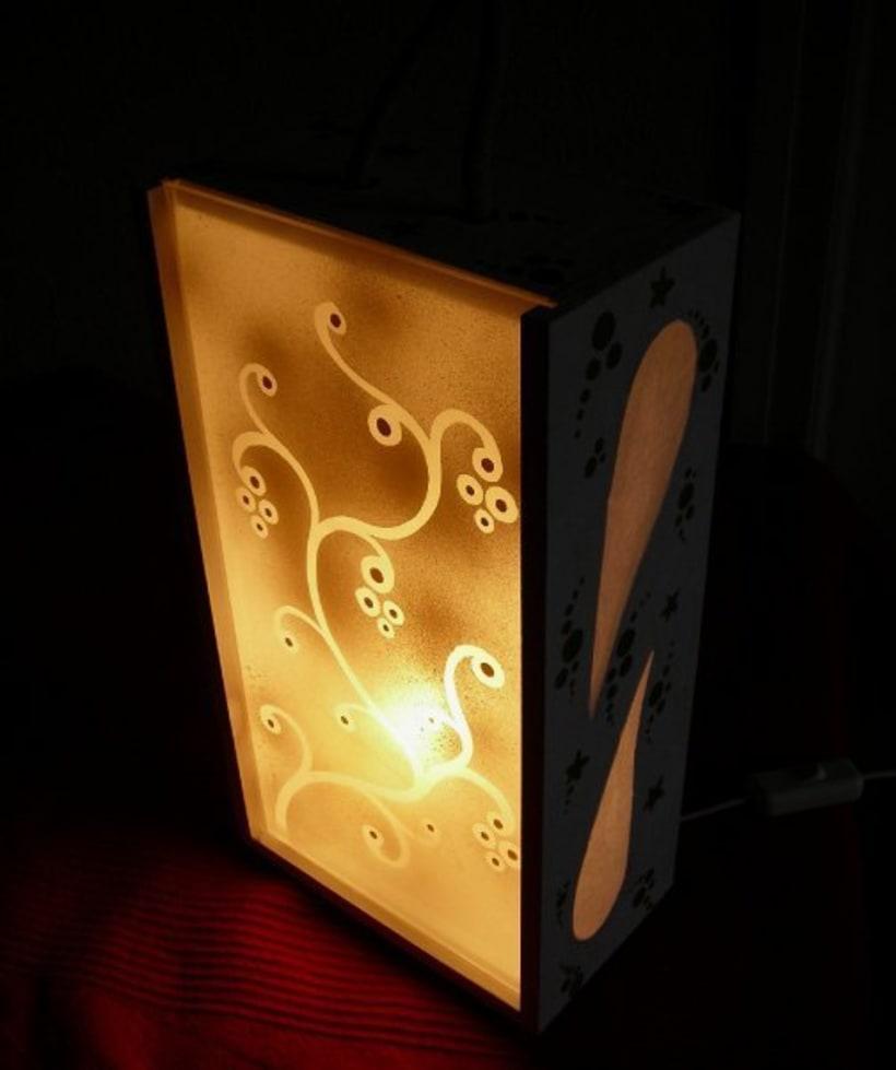 Mis lamparas 10