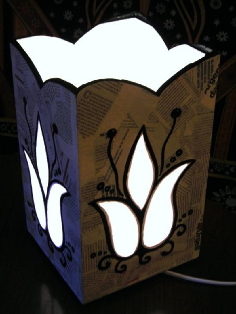 Mis lamparas 15