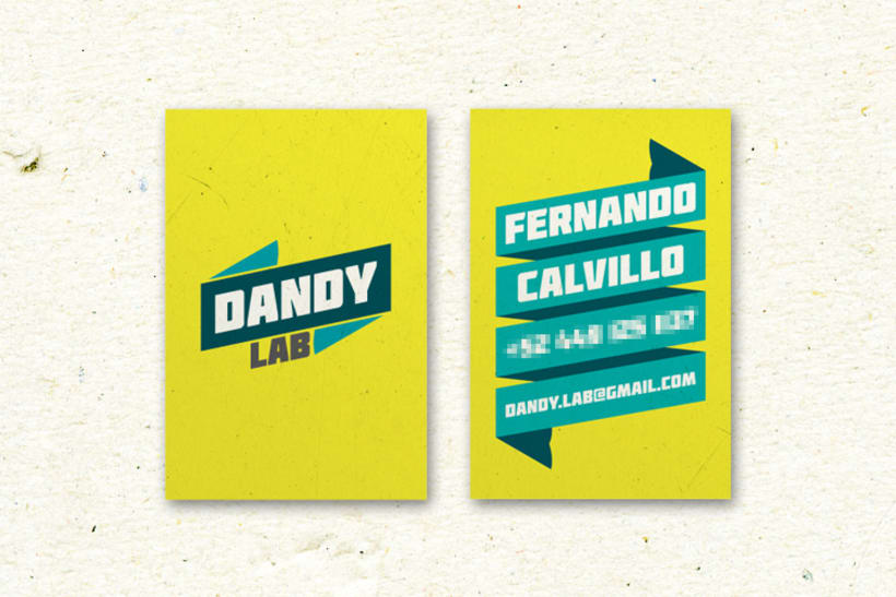 Dandy Lab, Identidad 2