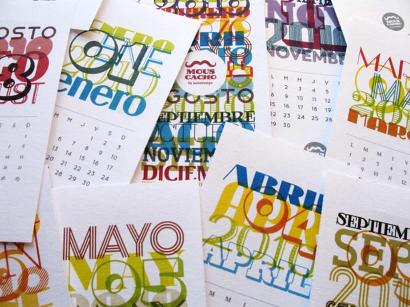 Calendarios Mouscacho 2010 7