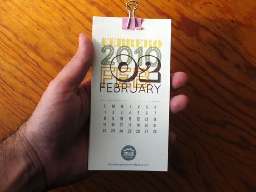 Calendarios Mouscacho 2010 6