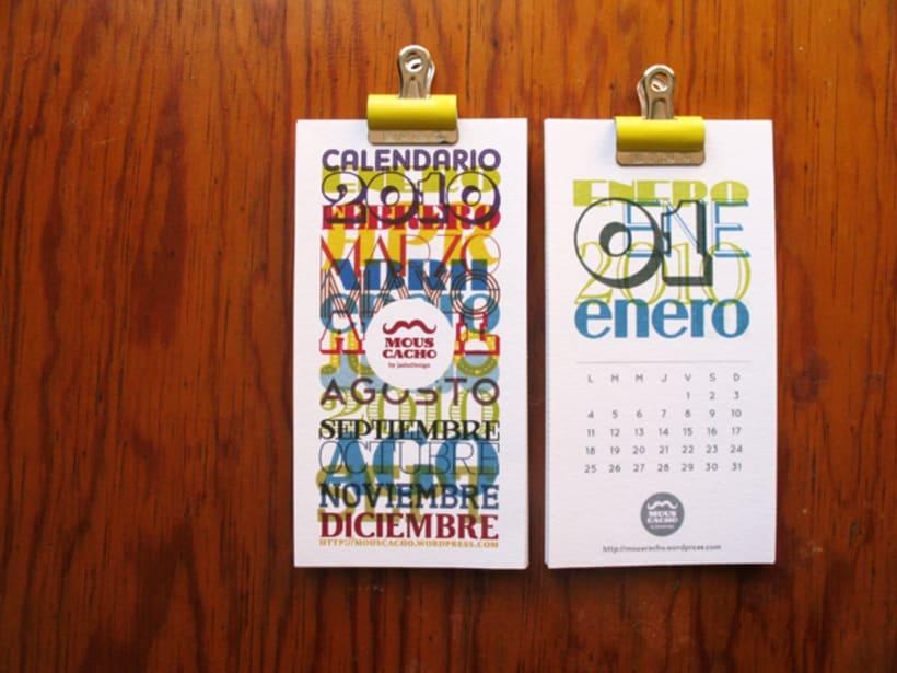 Calendarios Mouscacho 2010 4