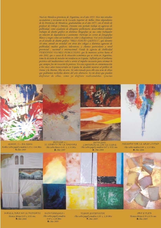 Catálogo y Afiche expo 2007 4