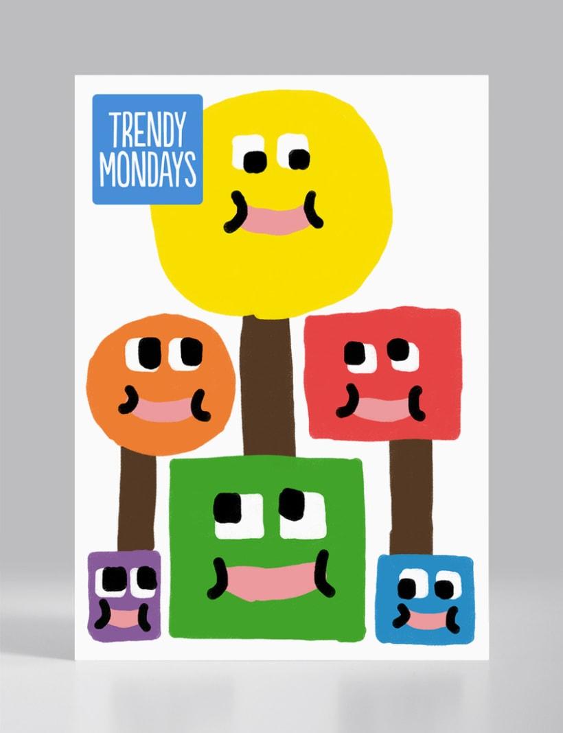 Trendy Mondays 2012 1