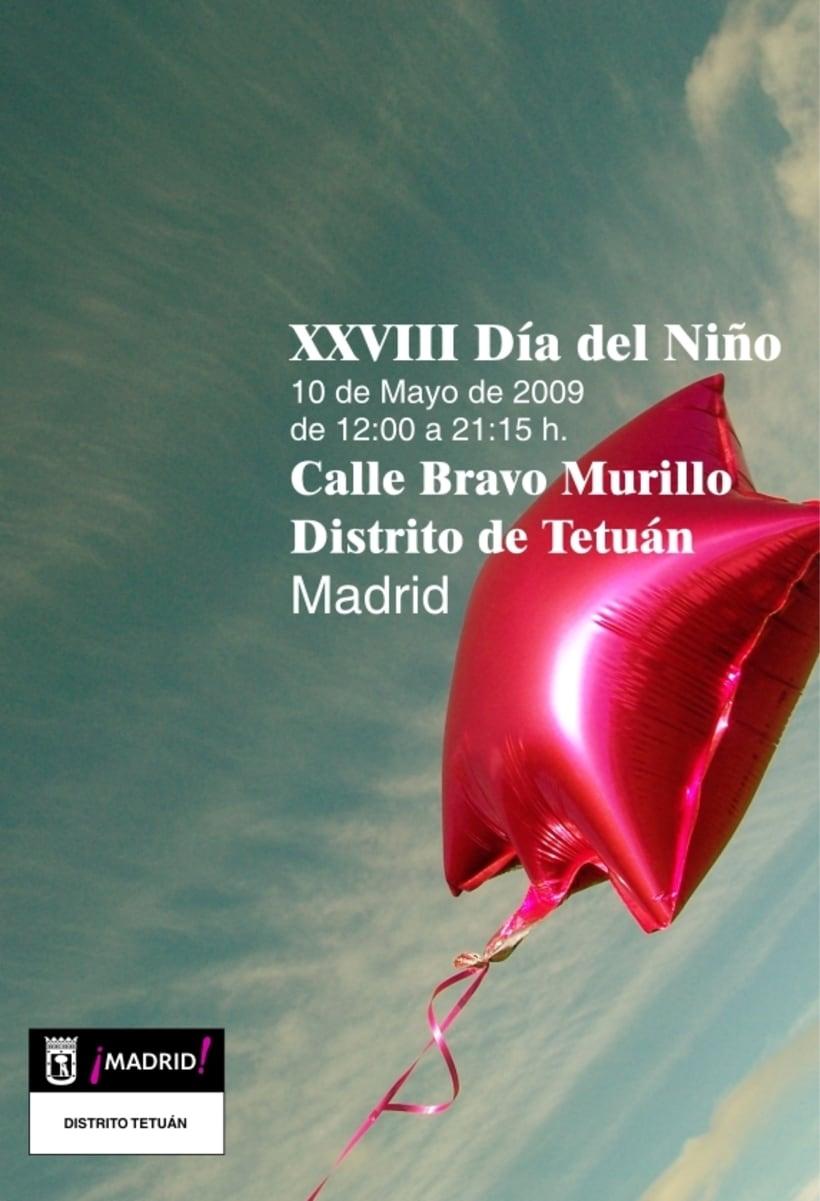 1 Globo, 1 Estrella, 1 Recuerdo... Madrid 1