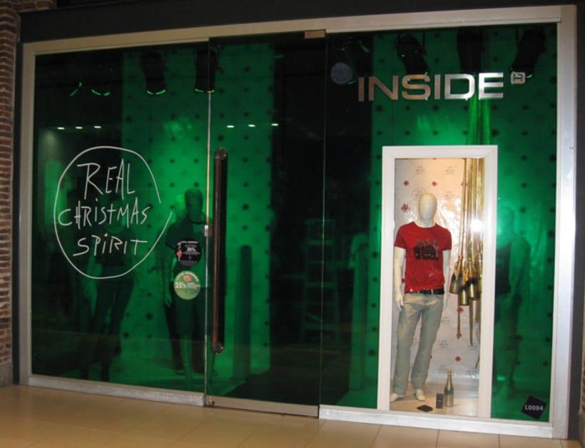 Inside Jeans Campaña Navidad 1