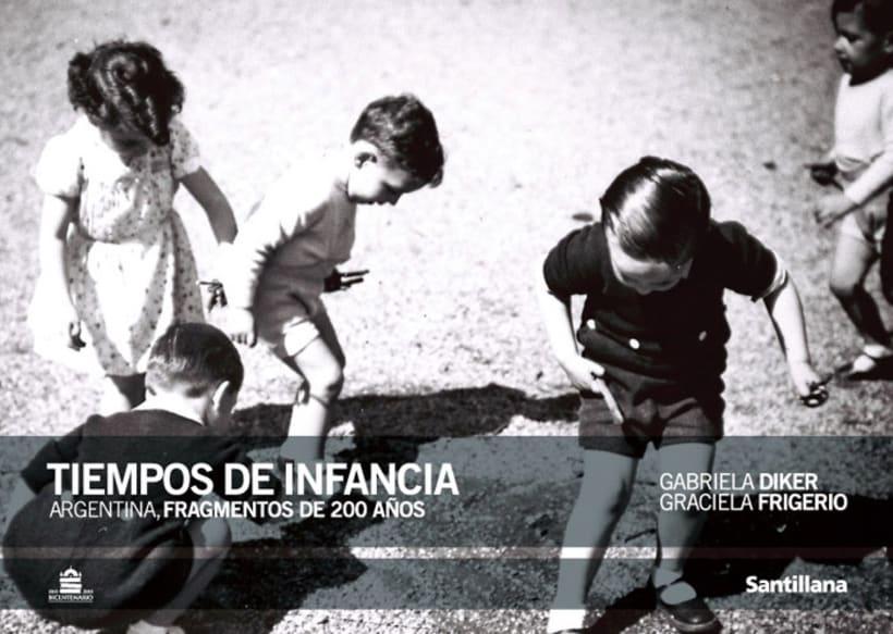 SANTILLANA / Tiempos de Infancia  1