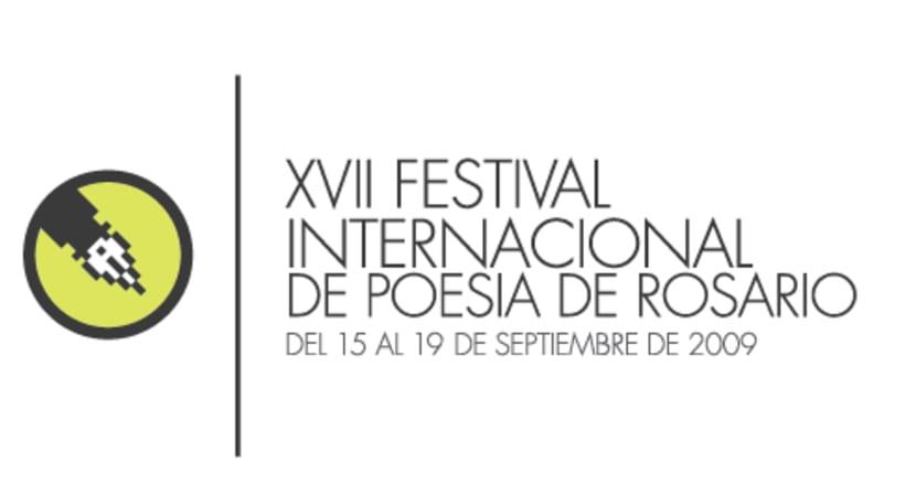 Festival de Poesía 2009 1