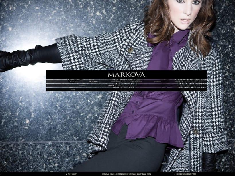 Markova - indumentaria de ropa femenina 2