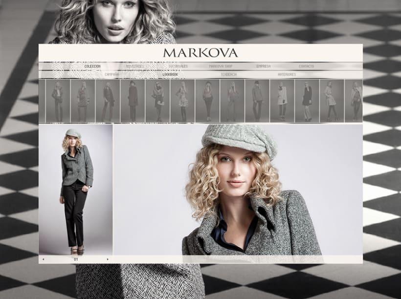 Markova - indumentaria de ropa femenina 1