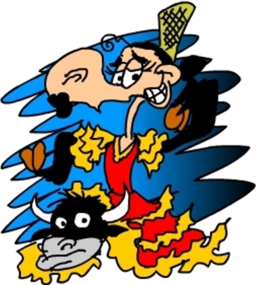 Mascota Rincón del Vago 1