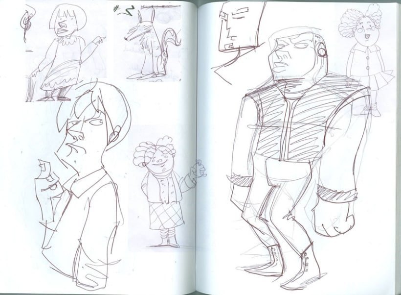 London-Sketches 13