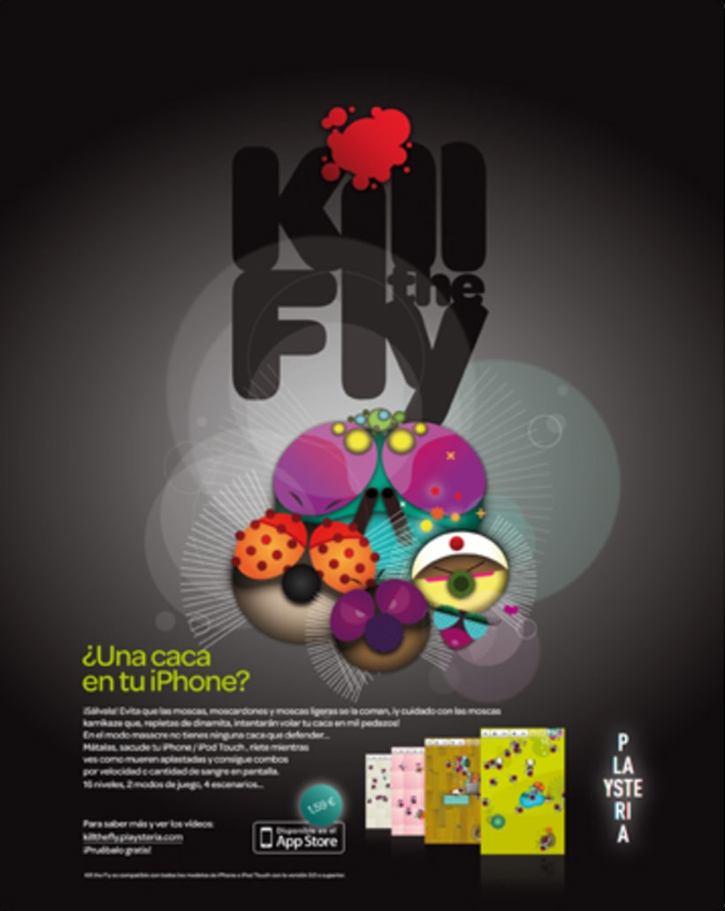 Kill the Fly | Playsteria 2