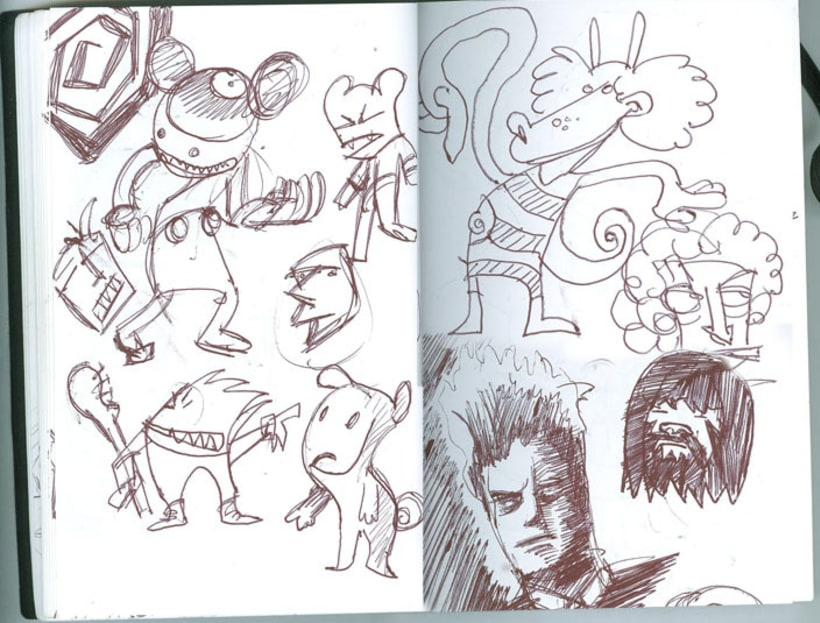 London-Sketches 2