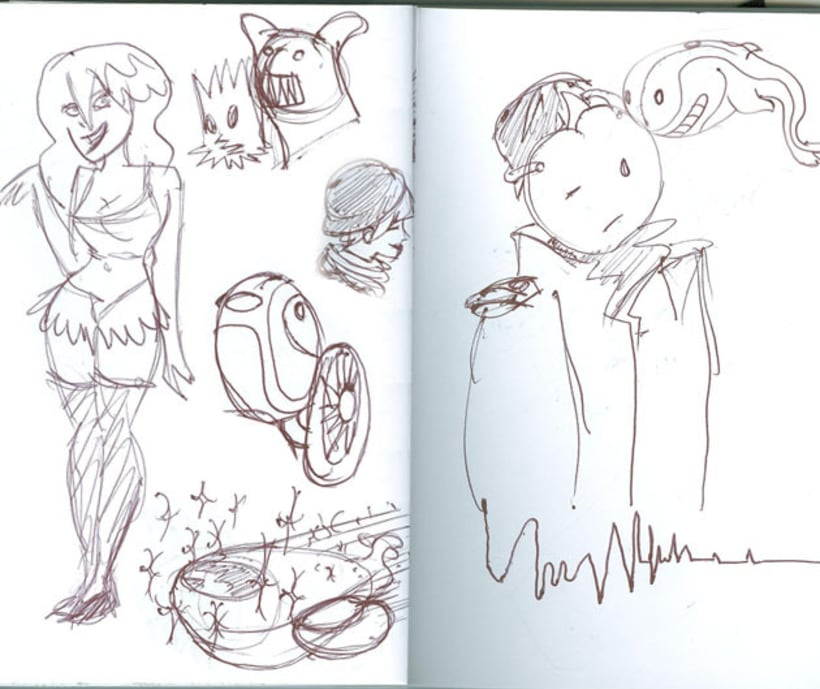 London-Sketches 5