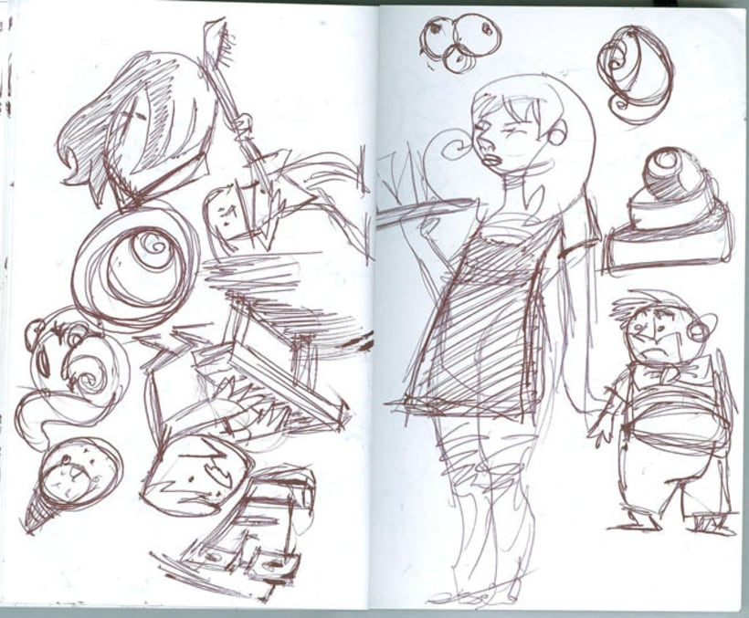 London-Sketches 3