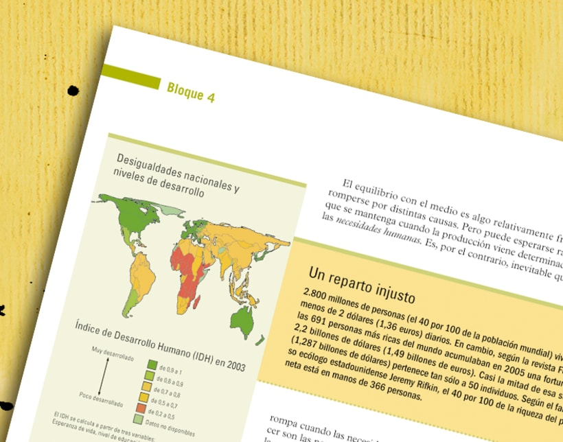 Educación ético-cívica 3