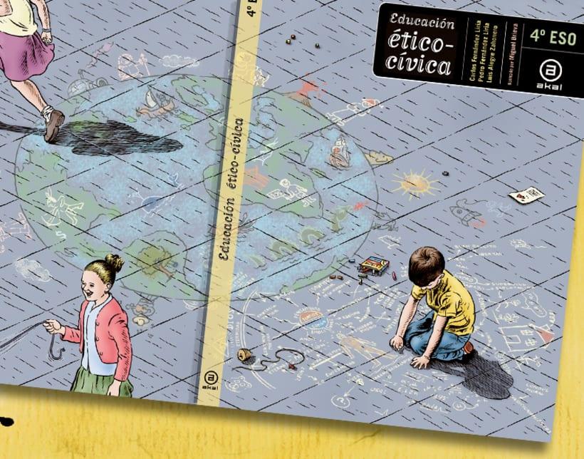 Educación ético-cívica 2