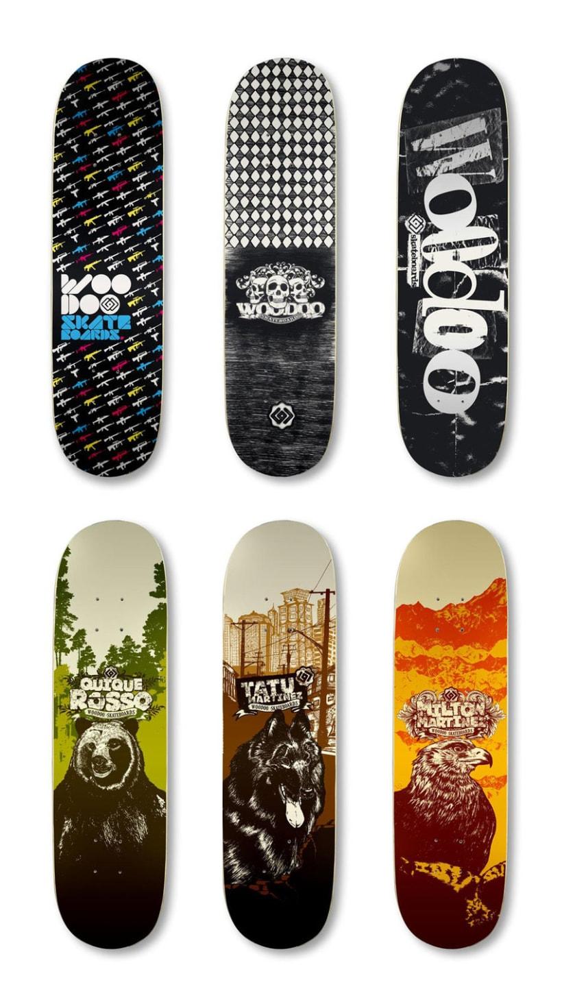 Woodoo Decks 1