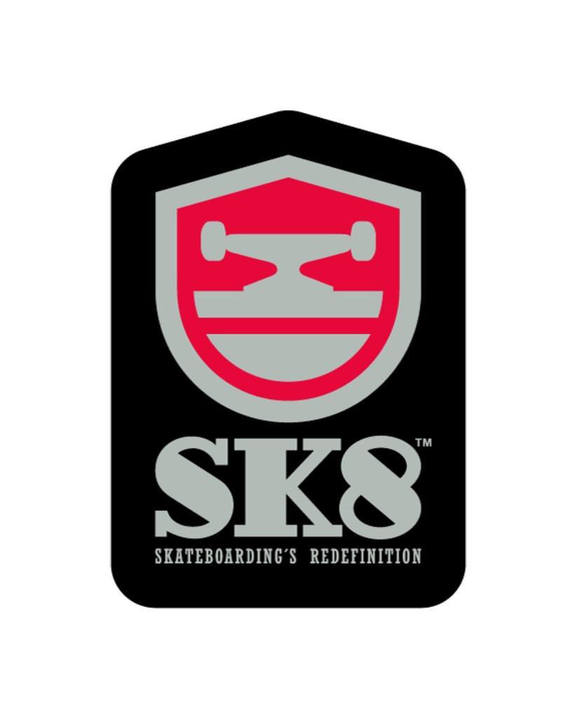 Rediseño Logotipo Sk8 3