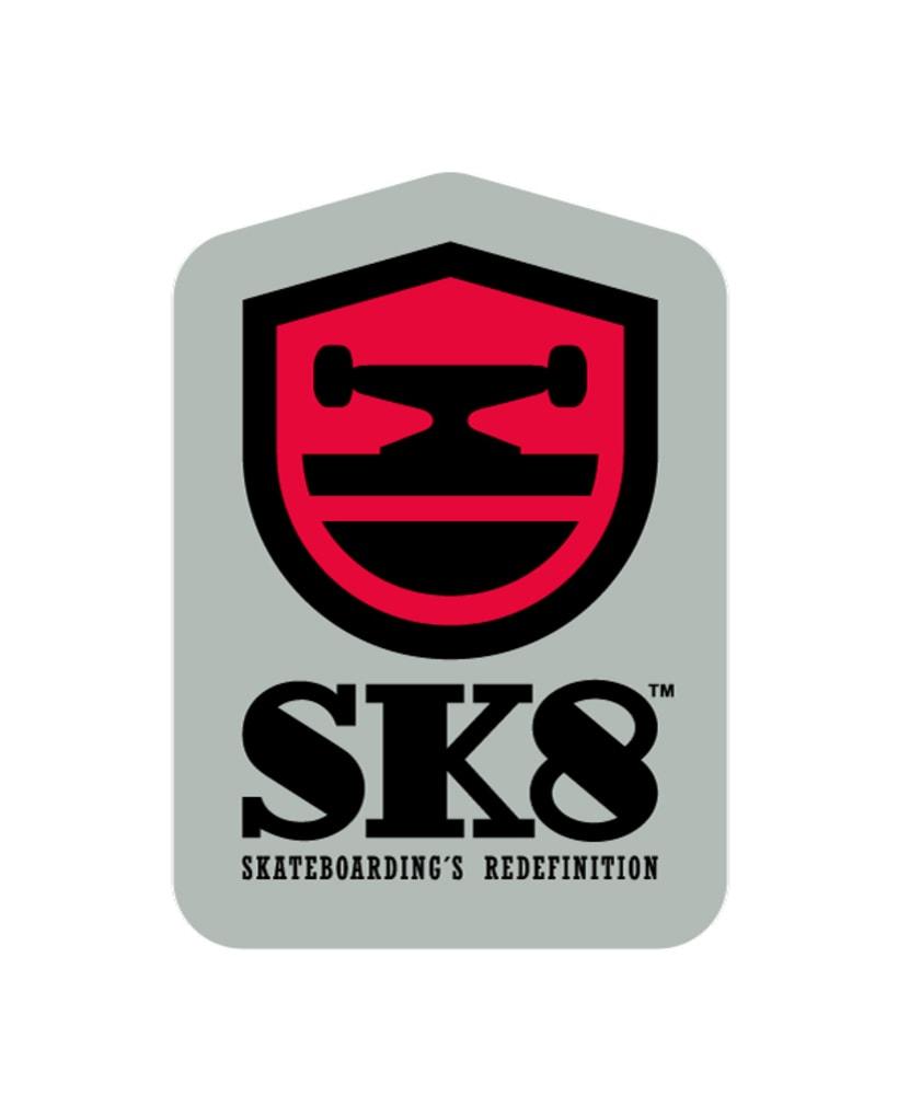 Rediseño Logotipo Sk8 2