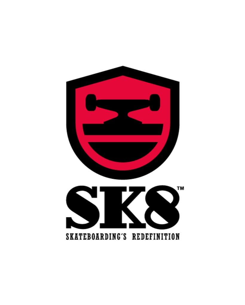 Rediseño Logotipo Sk8 1
