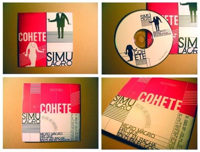 EP de Cohete 1