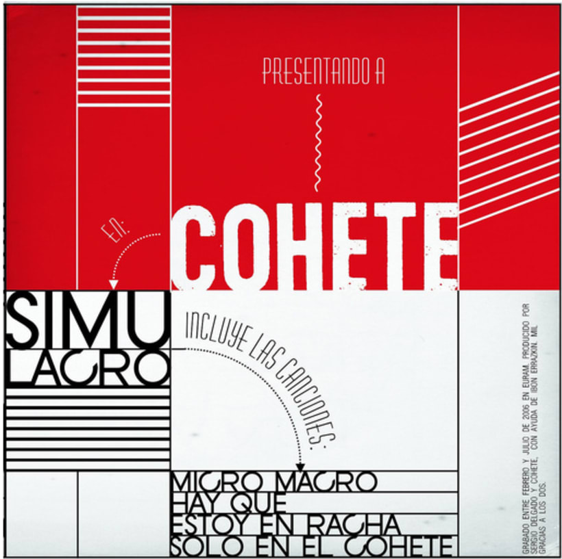 EP de Cohete 3