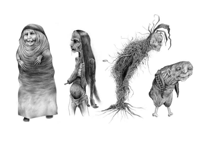 Adolfo y sus monstruos 2