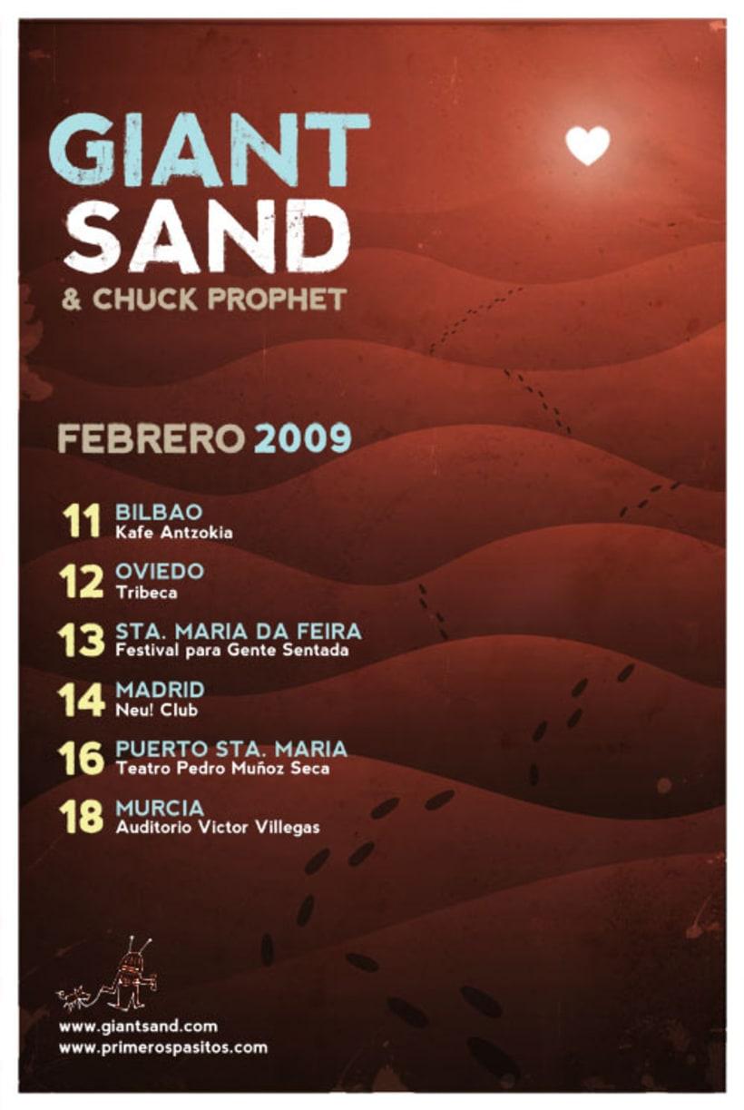 Giant Sand 1