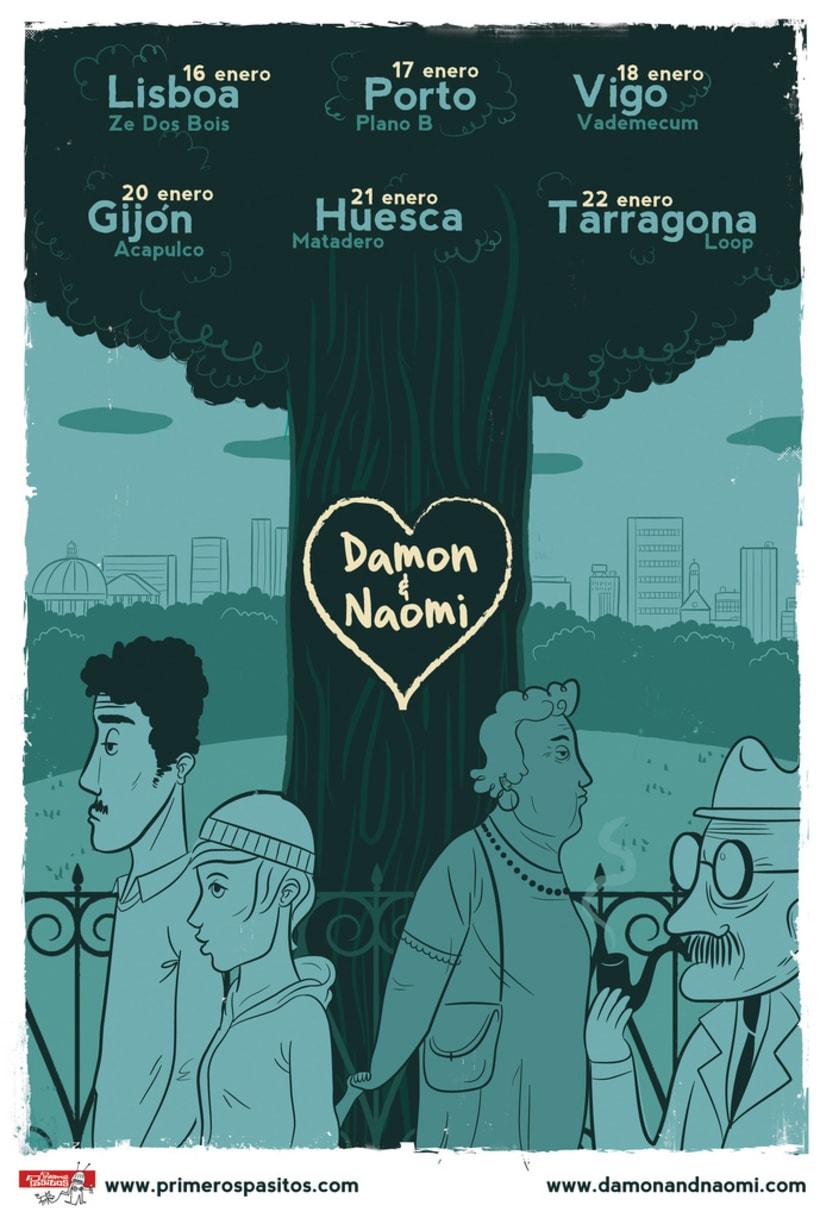 Damon & Naomi 1