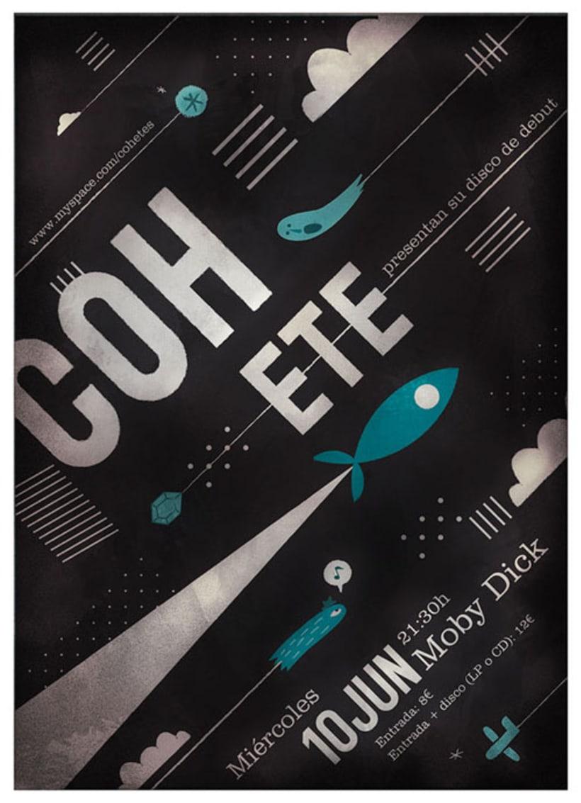 LP de Cohete 2