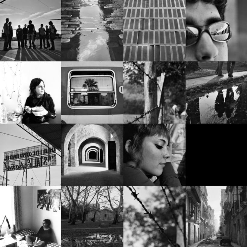 Fotografía - Blanco y Negro 2