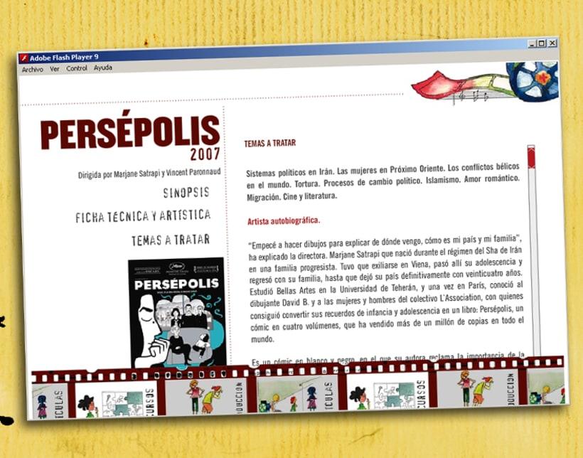 """Libro y cd """"Clases de cine"""" 4"""