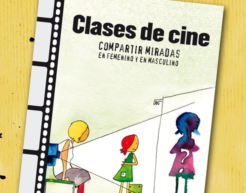 """Libro y cd """"Clases de cine"""" 2"""