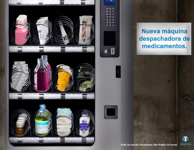 Farmacías San Pablo 24 Hrs. 3