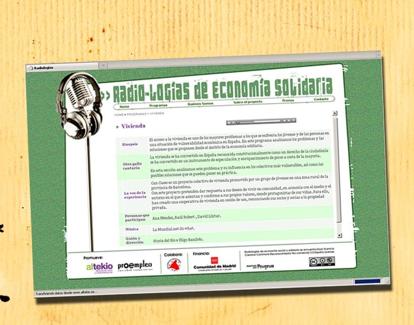 Radio-Logias de Economía Social y Solidaria 3