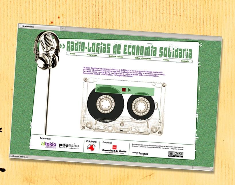 Radio-Logias de Economía Social y Solidaria 2