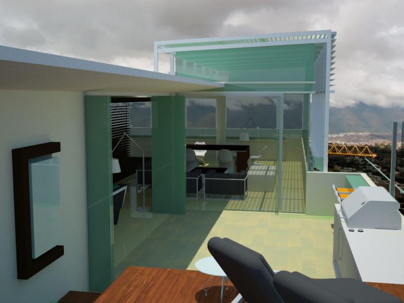 Visualización arquitectónica 6