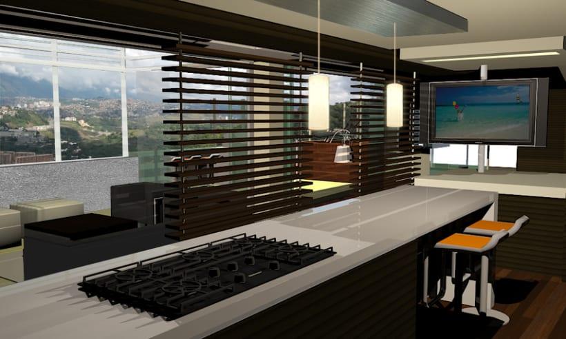 Visualización arquitectónica 4