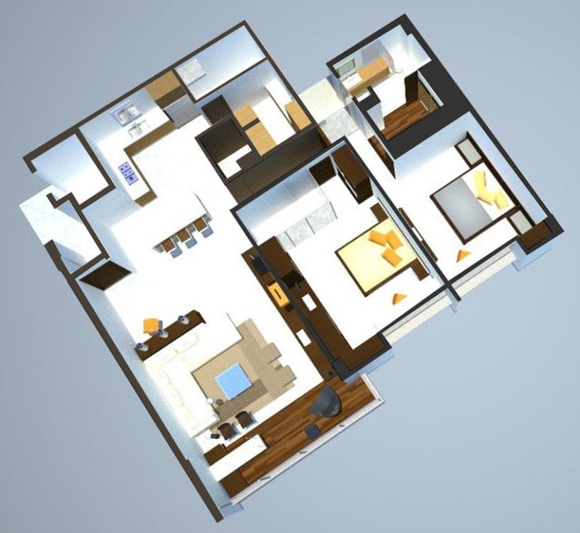 Visualización arquitectónica 7